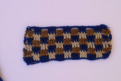 2 - Crochet Imagenes puntada colorida a crochet y ganchillo por Majovel Crochet