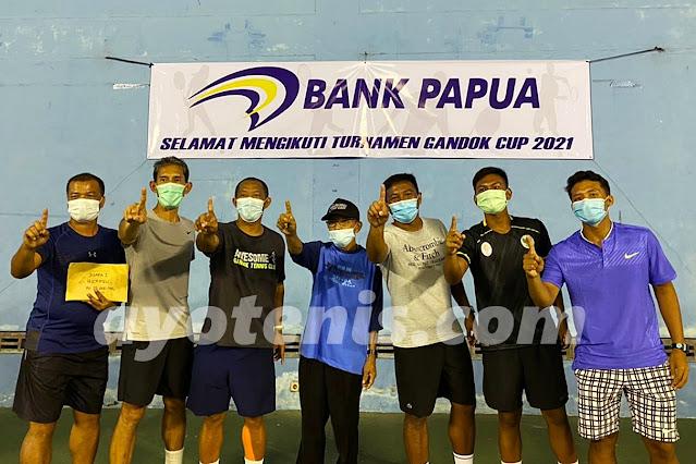 Menangi All Papua Final, Papua 1 Juara Gandok Cup Yogyakarta