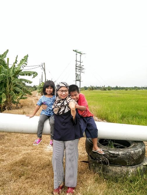 Raya di kampung 2018