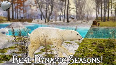 Polar Bear Simulator 2 V1.0 MOD APK – HİLELİ