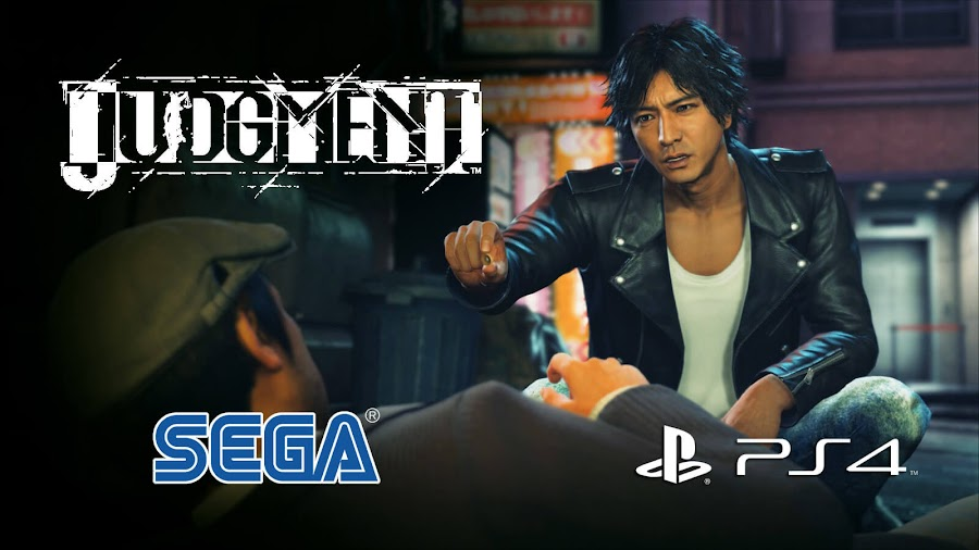 judgment ps4 worldwide release sega not delayed detective takayuki yagami