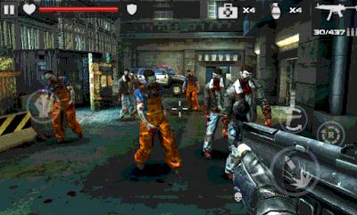 Game Dead Target Zombie v1.5.9 Mod Apk Full Gratis (Mega Mod)