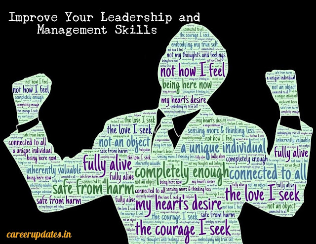 Improve Your Leadership and Management Skills