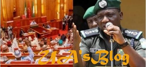 Breaking: IGP Idris meets Senate over Benue killings