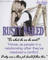 Rusty Nailed ( the cocktail series #2) by Alice Clayton