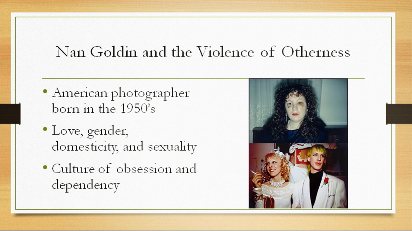 Intimacy betrayed: Nan Goldin's 'Nan and Brian in Bed'