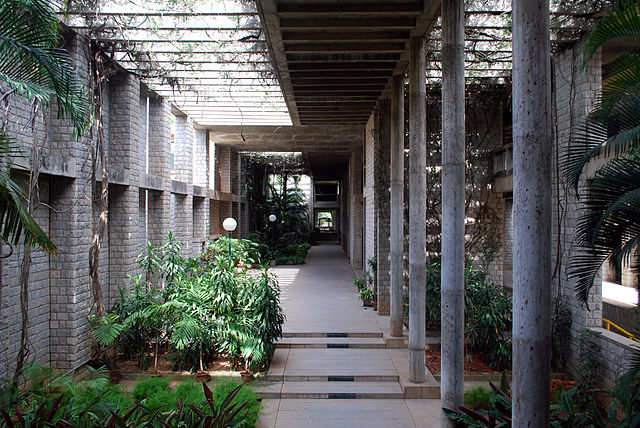 Hidden architecture indian institute of management for Education design architects bangalore