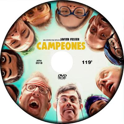 Campeones - [2018]