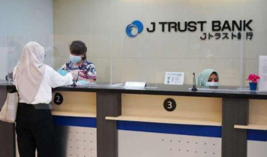 Alamat lengkap dan Nomor Telepon Kantor Cabang J Trust Bank di Denpasar
