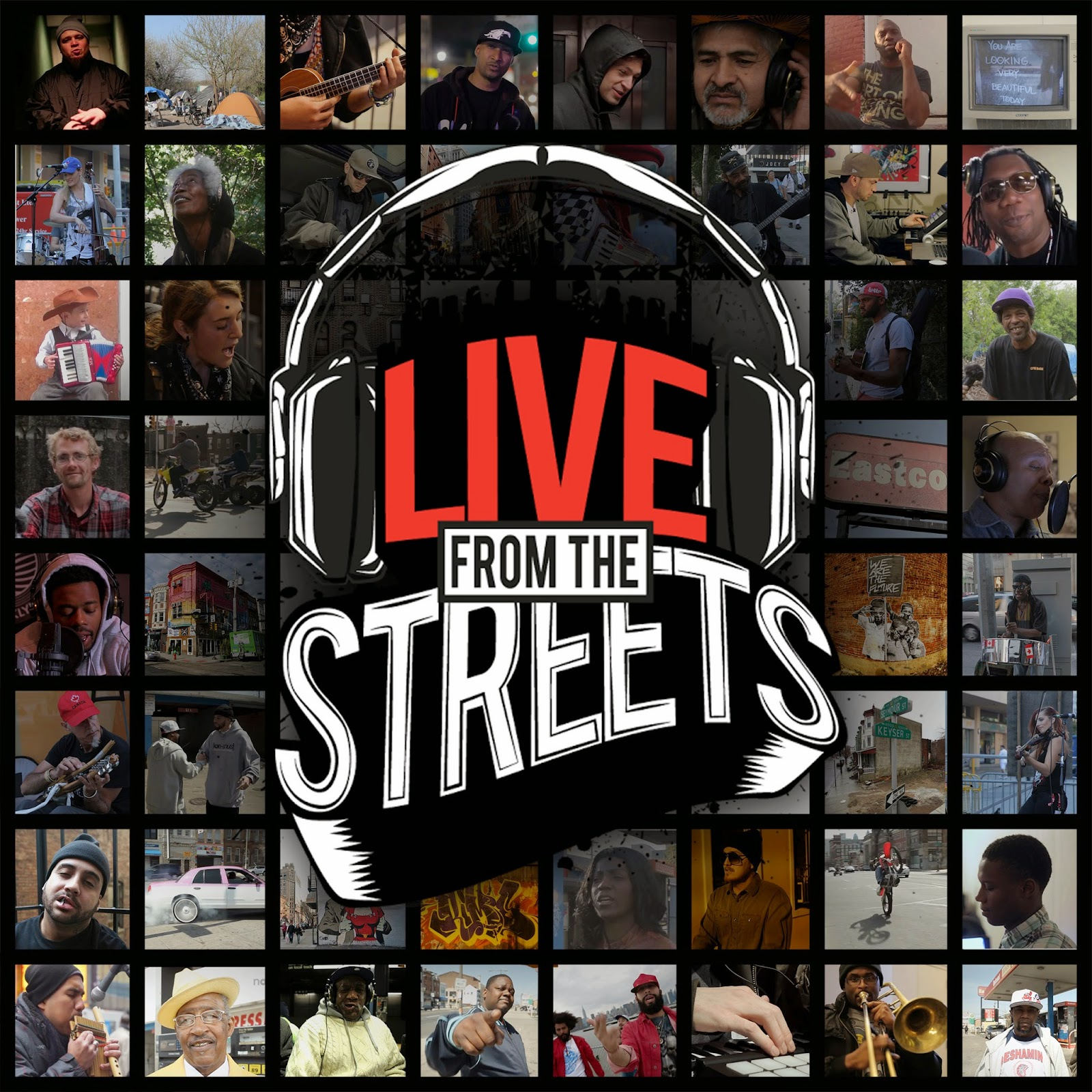 Mr. Green: Live From the Streets (2015)