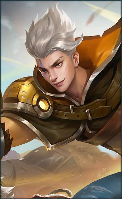 Claude Golden Bullet Heroes Marksman of Skins