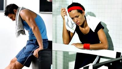 Dolor cabeza mareos ganas de vomitar gym