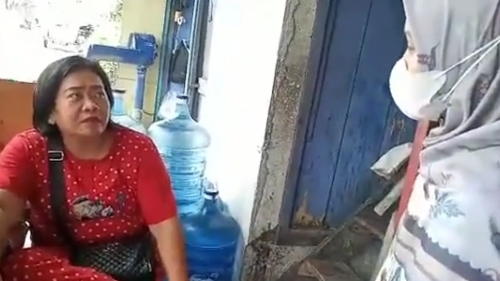 Layanan Air Bersih di Purus II dan Sekitarnya Lancar, Warga Senang