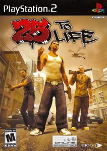 Download 25 to Life (2007) PS2