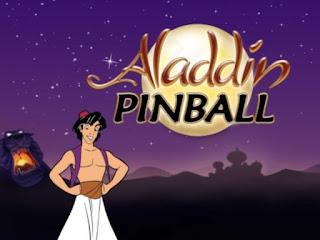 Disney's Aladdin Pinball