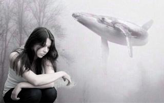 Como saber si tu hijo juega a la ballena azul