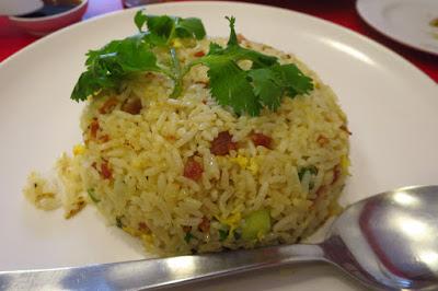 Jing Hua Xiao Chi (京华小吃), fried rice