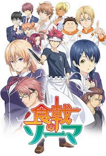 Shokugeki no Souma Poster