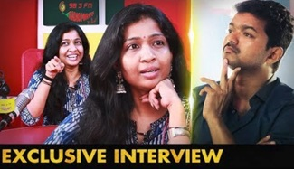 RJ Mirchi Shivshankari Interview | Radio Mirchi