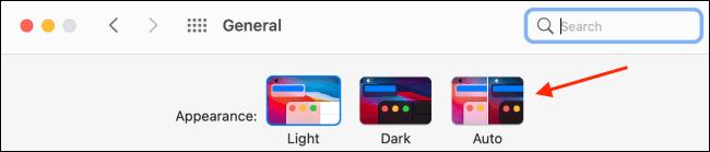 كيفية جدولة الوضع الداكن على جهاز Mac