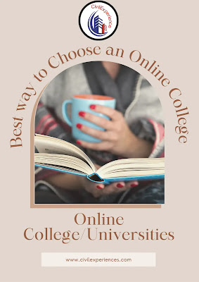 How to Find Best an Online College or Universities | Online College