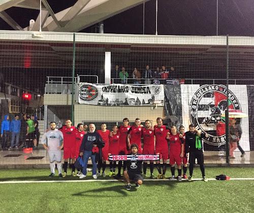 Ortuellako Jendea: fútbol popular en euskera