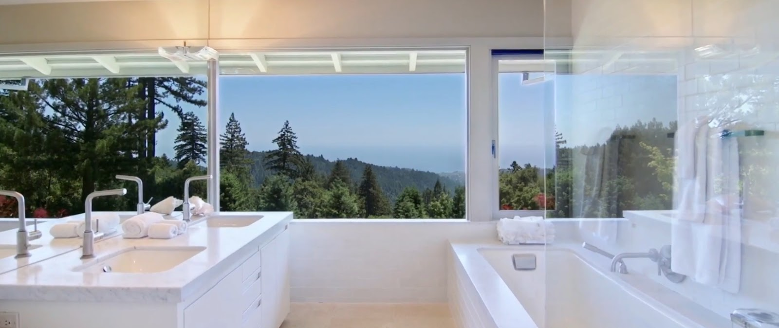 Luxury House Interior Design Tour vs. 1 Thayer Rd Santa Cruz CA | Santa Cruz Homes for Sale