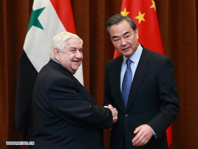 Çin ve Ortadoğu