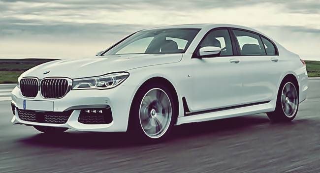 BMW 730Li : 4 Cylinder 7 Series Comes To Europe