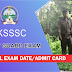 Uttarakhand Forest Guard Physical Test Date 2019 - Download Admit Card