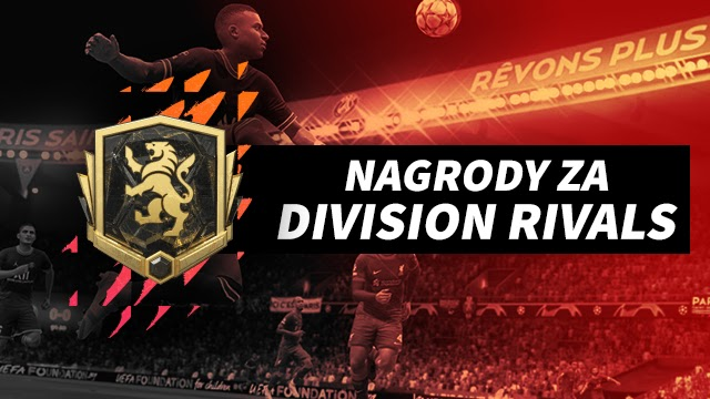 Kiedy są nagrody za Division Rivals w FIFA 22?