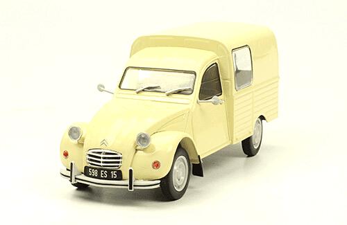 collection citroën 1/24a Citroën 2CV AKS 400