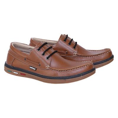 Sepatu Kulit Casual Pria Catenzo EN 025