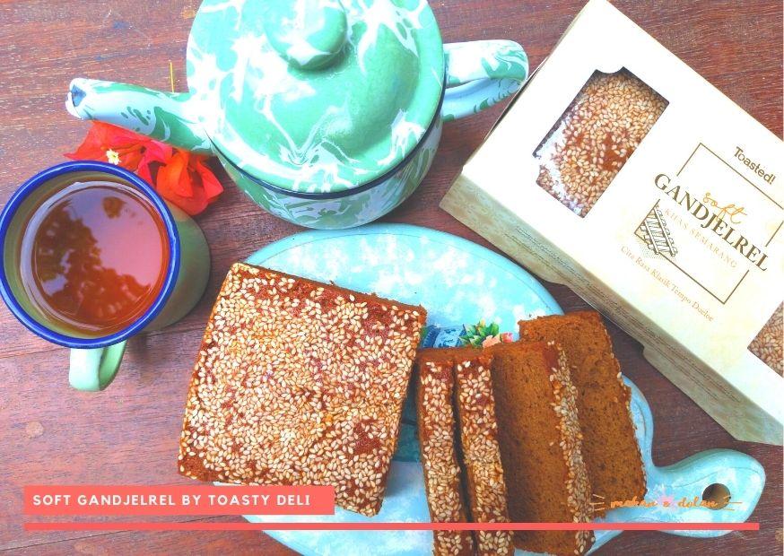 soft gandjelrel by toasty deli bakery