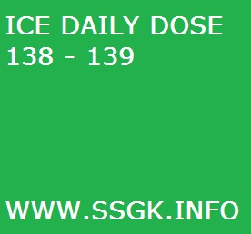 ICE DAILY DOSE 138 - 139
