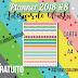 Planner 2018 #8: adesivos que imitam washi tape (gratuito para download)