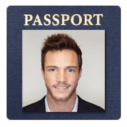 تطبيق Passport Photo ID Studio