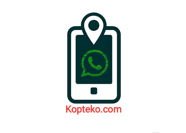 Melacak Posisi Pengguna WhatsApp Lewat HP