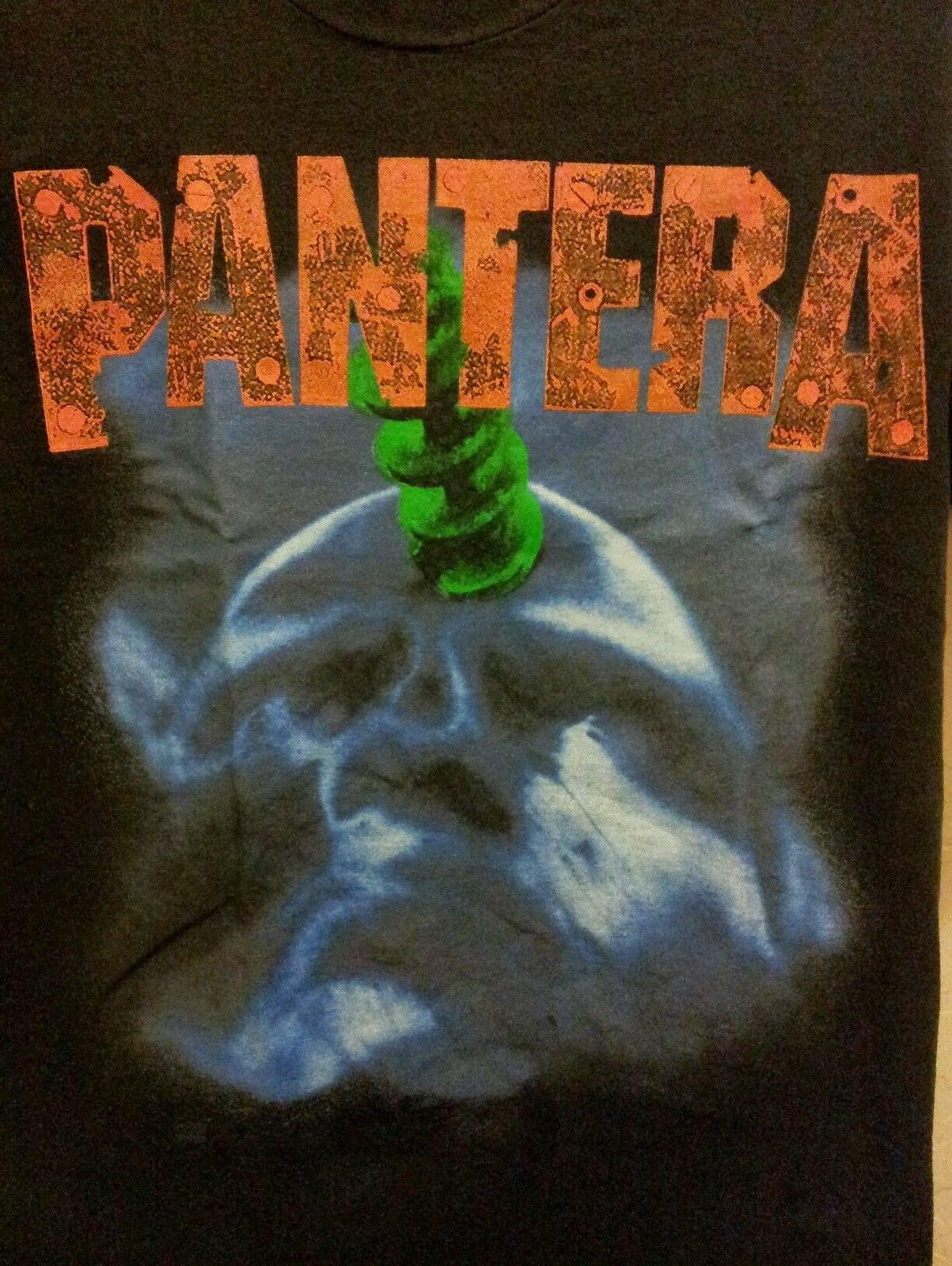 Vintage Pantera Far Beyond Driven 1994 1995 Tour Concert T Shirt M