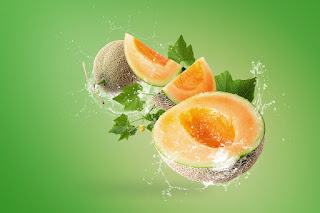Los beneficios del melón para la salud