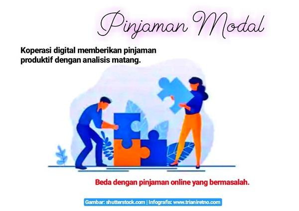 koperasi digital dan generasi milenial