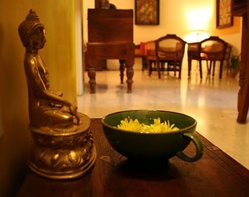 Những lưu ý khi bài trí tượng Phật trong nhà để cầu xin bảo hộ bình an, phát tài
