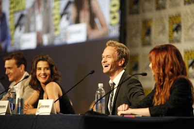 Comic Con San Diego 2013 How I Met Your Mother