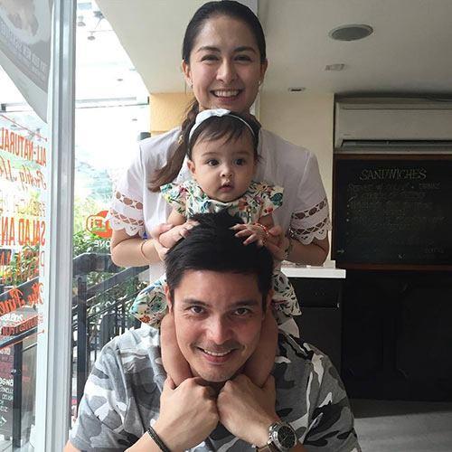 Ghen tị với gia đình 'đẹp toàn diện' của mỹ nhân có nhan sắc số một Philippines - 7