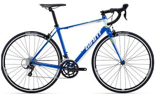 Stolen Bicycle - Giant Defy