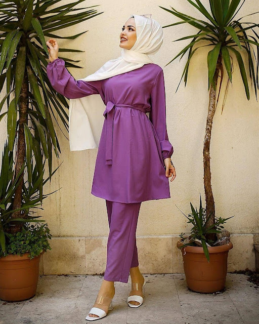 2019 Lovely Hijab Outfits Trending Now