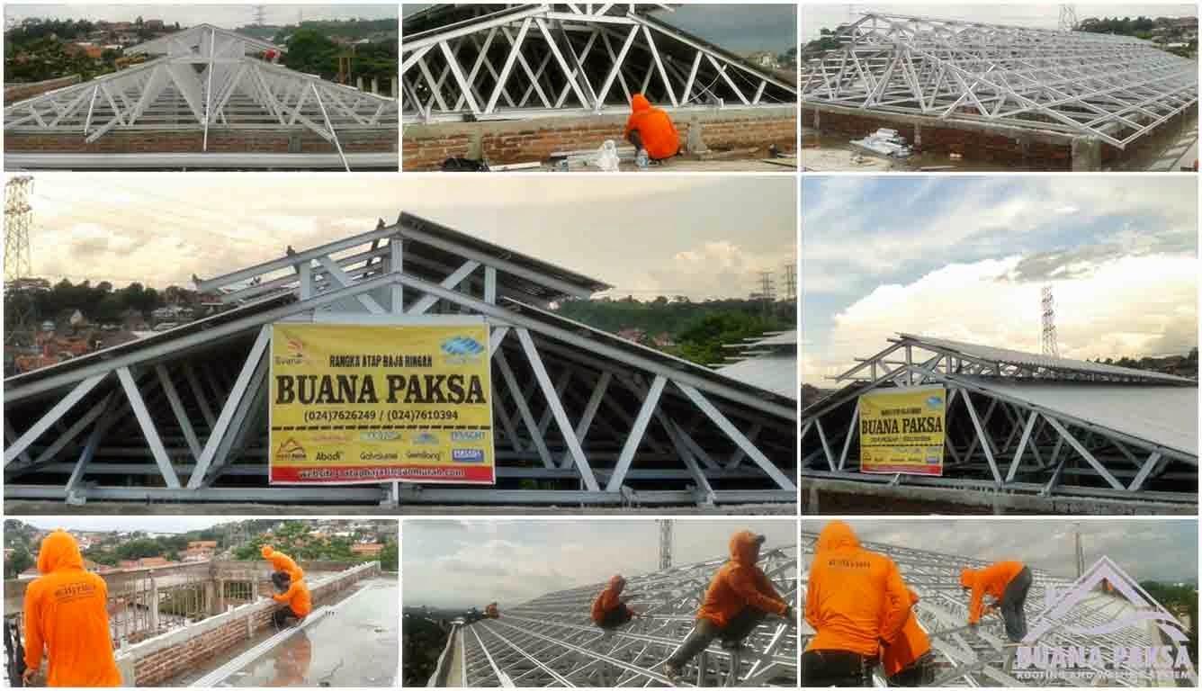 Distributor Rangka Baja Ringan Yogyakarta Jual Murah Harga Pabrik Screw Mur Baut Skrup ...