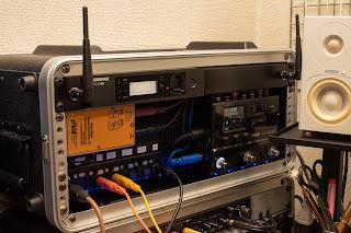 GLXD14R を組み込んだラックシステム