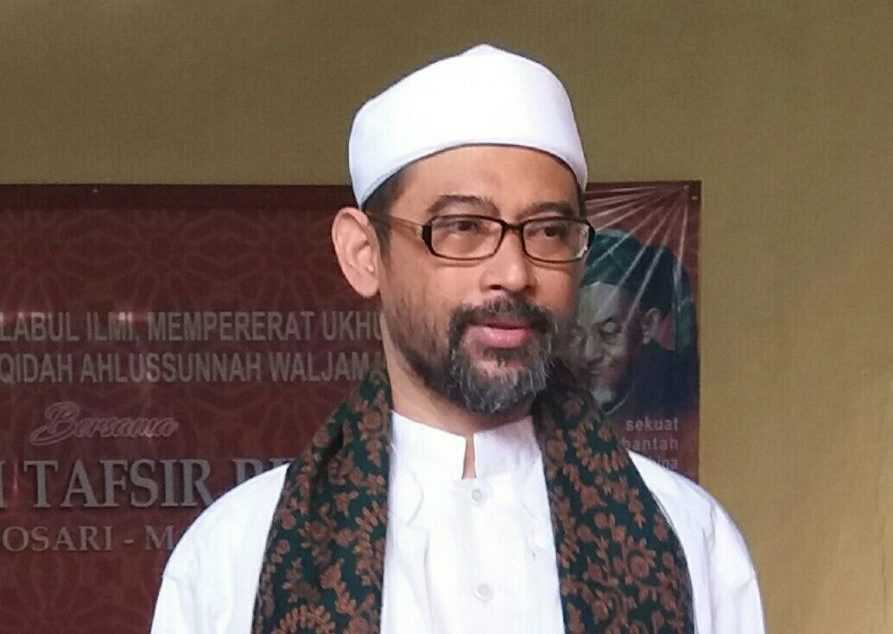 KH Luthfi Bashori: Saya Garda Depan Boikot Film The Santri