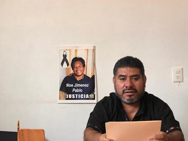 GOBIERNO Y FISCALÍA DE CHIAPAS LUCRAN CON LEY DE AMNISTÍA: CNPA-MN